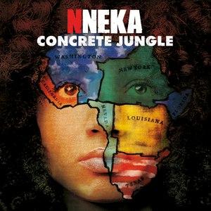 Nneka альбом Concrete Jungle