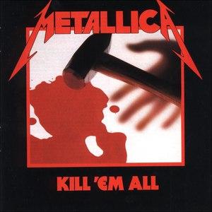 Metallica альбом Kill'em all