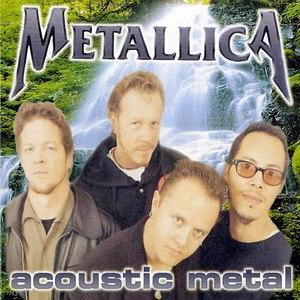Metallica альбом Acoustic Metal