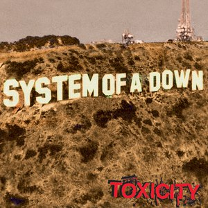 System of a Down альбом Toxicity
