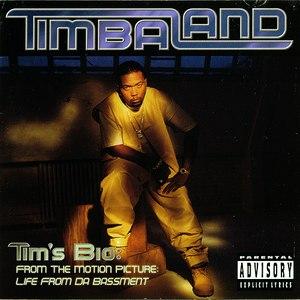 Timbaland альбом Tim's Bio