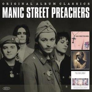 Manic Street Preachers альбом Original Album Classics