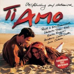 Pupo альбом Ti Amo