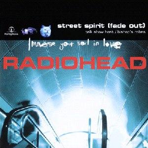 Radiohead альбом Street Spirit (Fade Out)
