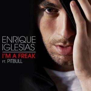 Enrique Iglesias альбом I'm A Freak