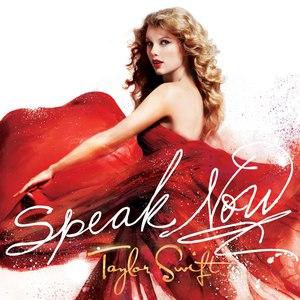 Taylor Swift альбом Speak Now (Deluxe Version)