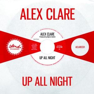 Alex Clare альбом Up All Night