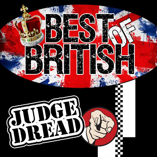 Judge Dread альбом Best of British: Judge Dread