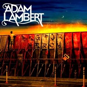 Adam Lambert альбом Beg For Mercy