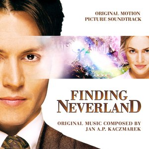 Jan A.P. Kaczmarek альбом Finding Neverland