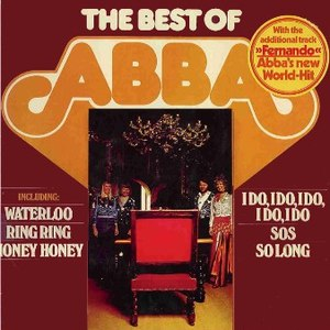 Abba альбом The Best of ABBA