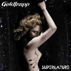 Goldfrapp альбом Supernature - US Version