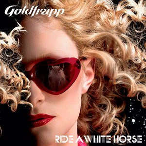 Goldfrapp альбом Ride A White Horse US Digital EP
