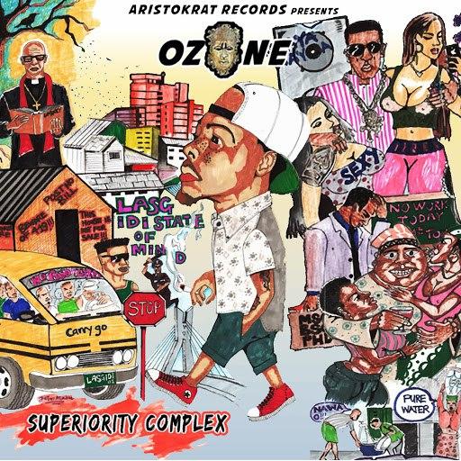 Ozone альбом Superiority Complex