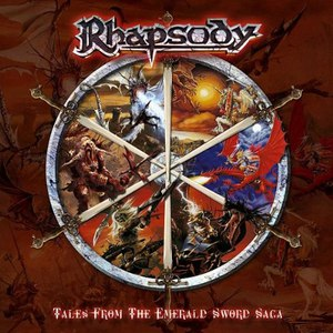 Rhapsody альбом Tales From the Emerald Sword Saga