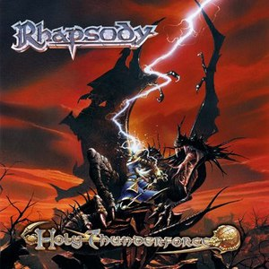 Rhapsody альбом Holy Thunderforce