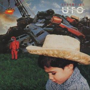 UFO альбом Essential Ufo