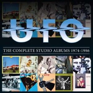 UFO альбом The Complete Studio Albums