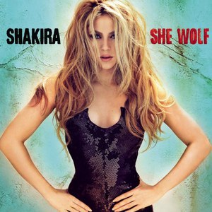 Shakira альбом She Wolf (Deluxe Version)