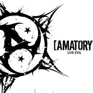 Amatory альбом Live Evil