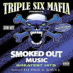 Three 6 Mafia альбом Smoked Out Music Greatest Hits