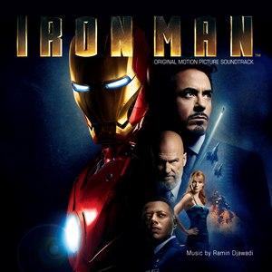 Ramin Djawadi альбом Iron Man (Original Motion Picture Soundtrack)