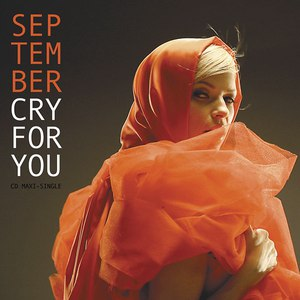 September альбом Cry For You - EP