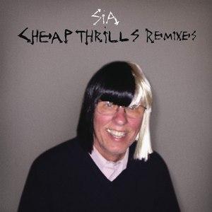 Sia альбом Cheap Thrills (Remixes)