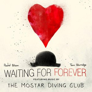 The Mostar Diving Club альбом Waiting For Forever