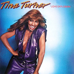 Tina Turner альбом Love Explosion