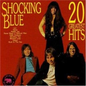 Shocking Blue альбом 23 Greatest Hits