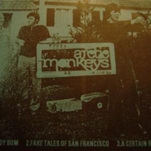 Arctic Monkeys альбом Beneath the Boardwalk
