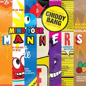 Chiddy Bang альбом Mind Your Manners (feat. Icona Pop)