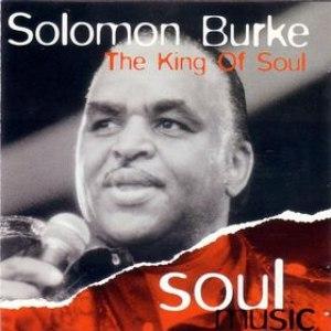 Solomon Burke альбом The King Of Soul