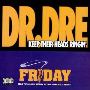 Dr. Dre альбом Keep Their Heads Ringin'