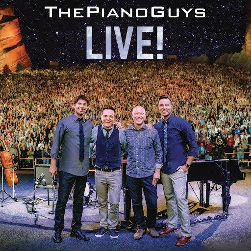 The Piano Guys альбом Live!