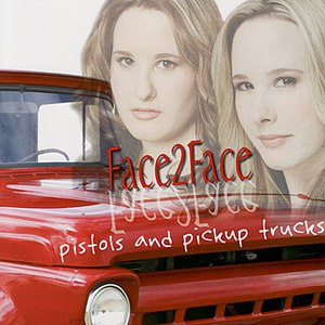 FACE2FACE альбом Pistols And Pickup Trucks