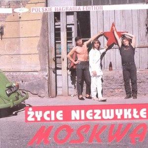 Moskwa альбом Życie niezwykłe