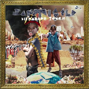 Santigold альбом Disparate Youth