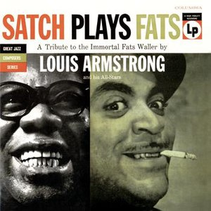 Louis Armstrong альбом Satch Plays Fats