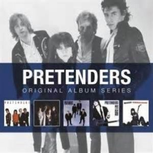 The Pretenders альбом Original Album Series