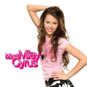 Miley Cyrus альбом Meet Miley Cyrus