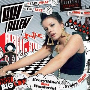 Lily Allen альбом Alright, Still [Deluxe]
