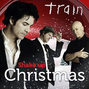Train альбом Shake up Christmas