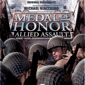 Michael Giacchino альбом Medal of Honor: Allied Assault