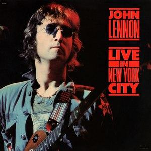 John Lennon альбом Live in New York City