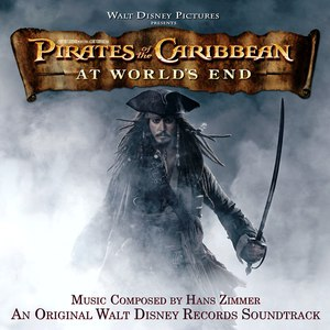 Hans Zimmer альбом Pirates of the Caribbean: At World's End