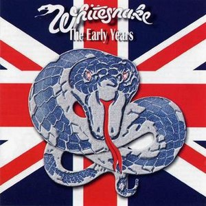 Whitesnake альбом The Early Years