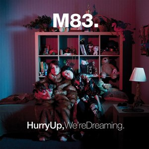 M83 альбом Hurry Up We're Dreaming Spotify Interview