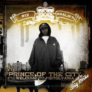 Wiz Khalifa альбом Prince Of The City: Welcome To Pistolvania